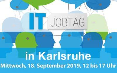 IT-Jobtag – die Jobmesse von heise jobs und Jobware