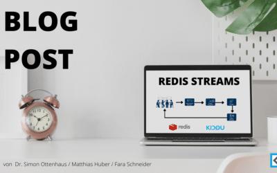 Redis Streams – Einführung