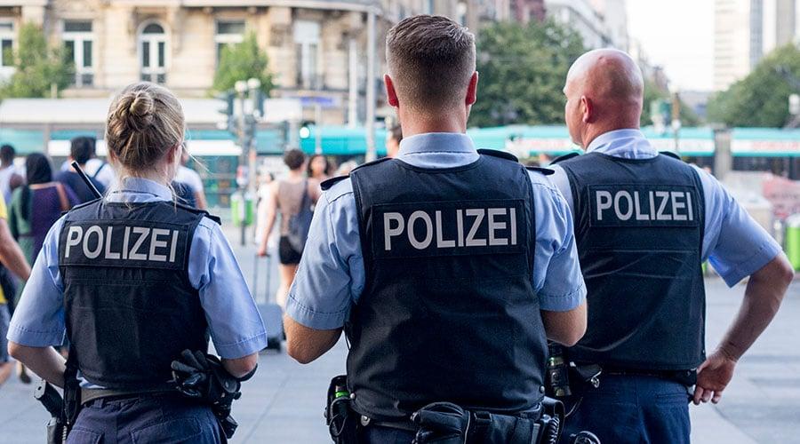 Polizei-Assistent